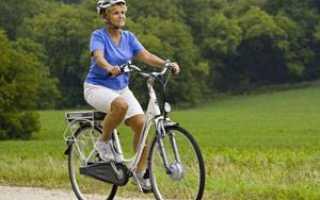Как правильно сидеть на велосипеде?