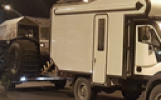 Внедорожный автодом. Полноприводные дома на колёсах от Unicat