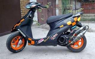 Скутер Honda Dio — обзор, ремонт, тюнинг
