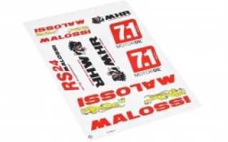 Malossi редуктор для скутера