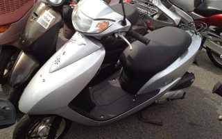Honda Dio AF 62 Cesta размер покрышек