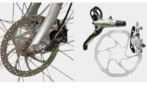 Как установить дисковые тормоза на велосипед, поставить и затянуть