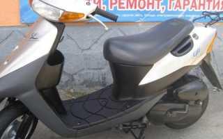 Как поставить 12″ колеса на Suzuki Let's
