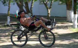 Лежачий велосипед (лигерад, рикамбент): что это такое?