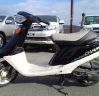 Yamaha champ 80 цпг