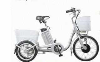 Трехколесные электровелосипеды: виды и их стоимость — трицикл mustang e t002, omnibike 350 36v