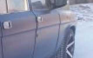 Ремонт автомобиля газ 31029 волга