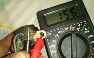 Проверка генератора мопеда