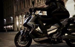 Honda X-ADV 750 в России!