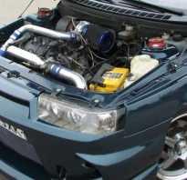 Какой двигатель поставить на ваз 2110. Ваз с двигателем от иномарки. Турбины и компрессоры — удивительное преобразование двигателя