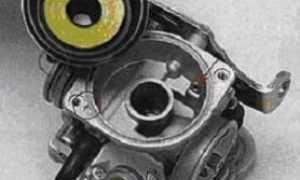 Масло в карбюраторе скутера — причины