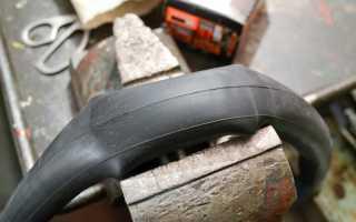 Вулканизатор для велосипедных камер: оборудование и методы обработки