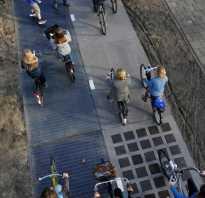 Город в голландии без автомобилей. Семь городов, где запрещены машины