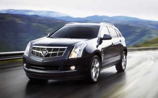 Cadillac SRX II — описание модели. Второе поколение Cadillac SRX Цифры и награды