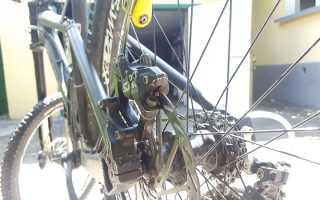 Регулировка и настройка гидравлических тормозов на велосипеде