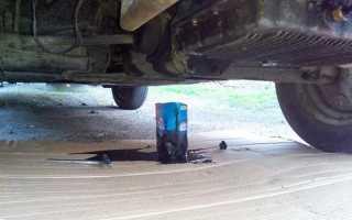 Течет масло при неработающем двигателе