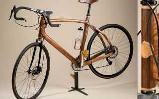 Деревянный велосипед (байки из дерева)