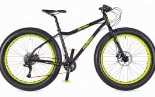 Велосипеды с широкими колесами и их преимущества