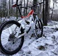 Зимний велосипед: катание зимой и как подготовить байк к зиме