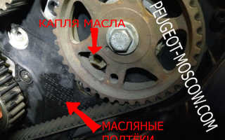 Установка меток зажигания на пежо 207. Ремонт автоэлектрики. Техпомощь. Проверка двигателя на отсутствие повреждений