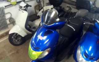 Какой бензин заливать в скутер?