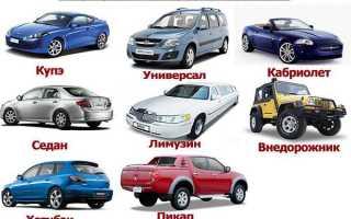 Разница между хэтчбеком и седаном. Хэтчбек – это какой тип кузова автомобиля? Седан хэтчбек и универсал