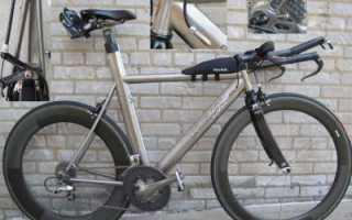 Титановый велосипед: устройство байка из титана, преимущества и недостатки