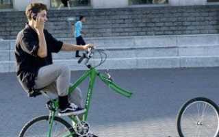 Зарядное устройство для велосипеда