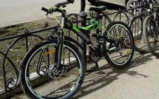 Как выбрать замки для велосипедов, какой из них лучше?