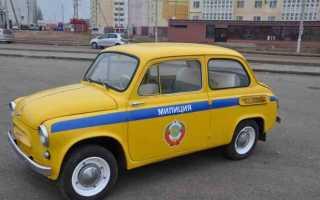 Горбатый «Запорожец»: фото, характеристики, отзывы. «русское авто с берегов даугавы» Почему так популярен