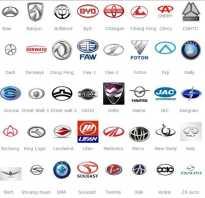 Эмблема длинной фуры сканворд 5 букв. Марки автомобилей со значками и названиями