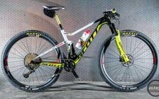 Как правильно выбирать велосипед для кросс-кантри (cross-country)?
