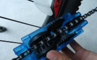 Машинка для чистки цепи велосипеда: обзор моделей и советы по выбору