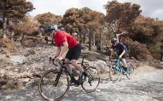 Как устроен циклокроссовый велосипед(особенности байка для циклокросса)