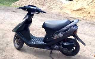 Как завести скутер без пускового реле?