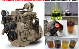 Что будет если залить бензин в дизельный двигатель? Легкие шаги по спасению. Что будет, если залить дизель в бензиновый двигатель: эксперимент идиота Если в дизельный двигатель залить бензин