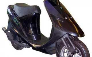 Нет тяги на 4х- тактном китайском скутере