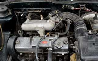 Пропускает масло. Причины подтекания масла из двигателя