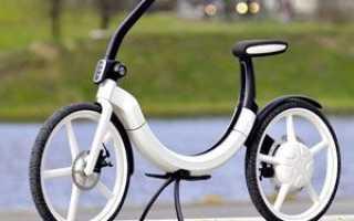 Велосипеды на аккумуляторах