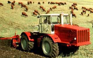 Старые советские трактора. Первый советский трактор