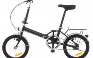 Как выглядят складные велосипеды с алюминиевой рамой?
