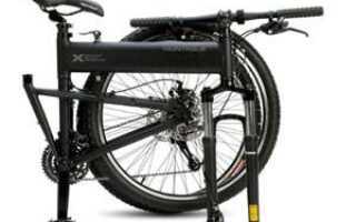 Складной велосипед с большими колесами: преимущества и обзоры моделей