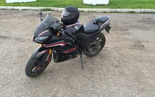 Мотоцикл PEGAS ZF250GY – 4.
