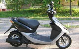Проблема с электрикой Honda Dio af 56