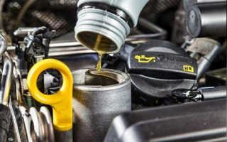 Самостоятельная замена масла. Как правильно поменять масло в двигателе