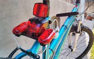 Какие бывают поворотники для велосипеда, как их сделать своими руками