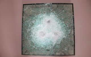 Делают пуленепробиваемое стекло. Бронированные конструкции окон — разновидности и применение
