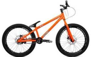 Что такое велотриал и каким должен быть велосипед для триала