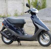 Недостаточная максималка на скутере Honda dio af 27