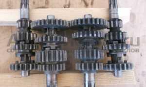 Секрет коробки передач мотороллера Муравей